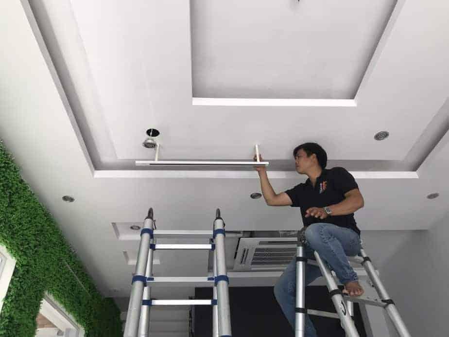 Xử lý chống thấm sàn, tường, chống thấm mái tole, thấm toilet