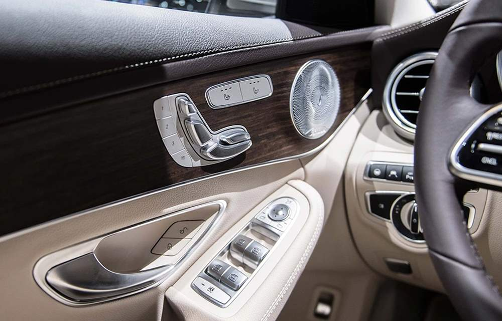 mercedes benz c200 exclusive 13