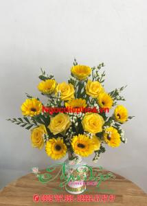 Hoa cúng gia tiên