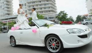 Thuê xe cưới Cần Thơ