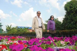 Tham quan làng hoa Sa Đéc (tỉnh Đồng Tháp)