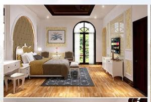 Màu sắc nội thất nhà ở trong phong thủy