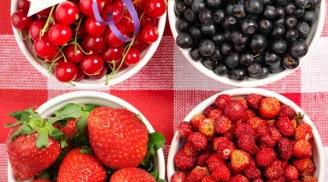 Những loại trái cây tốt nhất cho bà bầu trong giai đoạn thai kỳ