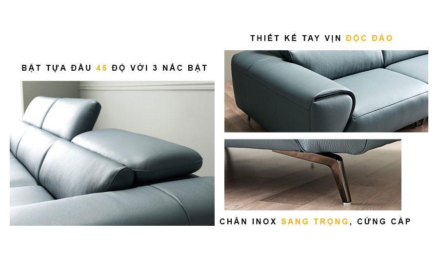 sofa|sofa phòng khách|sofa góc|sofa da bò|sofa cao cấp|sofa cần thơ|nội thất amy|nội thất cần thơ