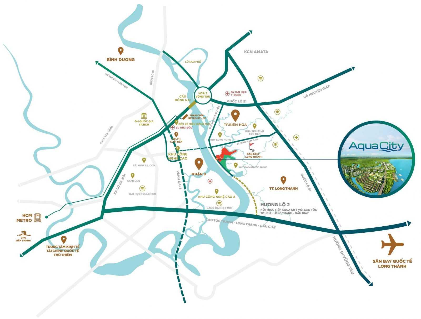 aqua city vi tri result