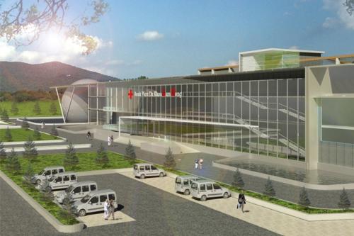 Bệnh viện II Lâm Đồng