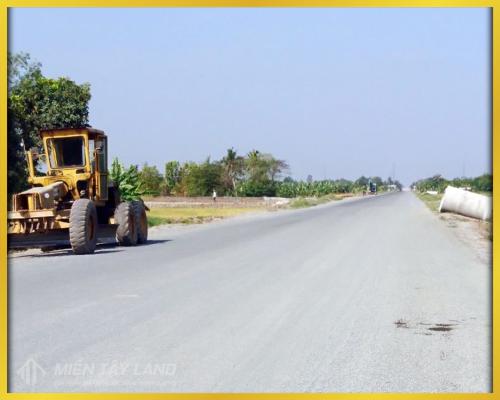Xây dựng đường tỉnh 922 thúc đẩy phát triển kinh tế Thới Lai, Cờ Đỏ