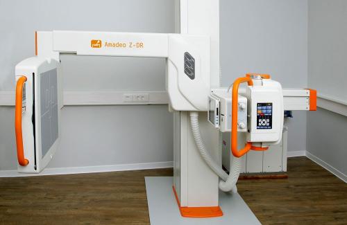 Hệ thống X quang U-arm