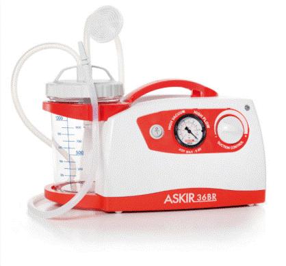 Máy hút dịch 3 chức năng (ASKIR 36BR)