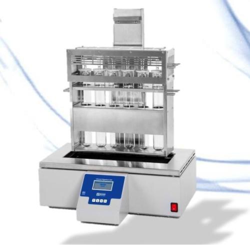 Bếp phá mẫu tự động bằng hồng ngoại 6 chỗ (IDU 6)