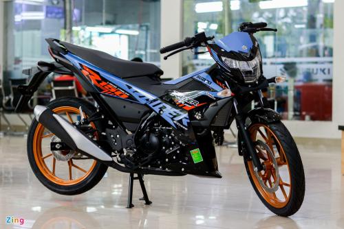 Chi tiết Suzuki Raider R150 2021 tại Việt Nam