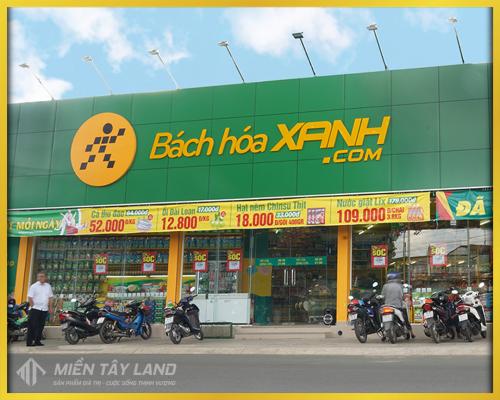 Huyện Thới Lai từng bước phát triển hệ thống bán lẻ hàng hoá