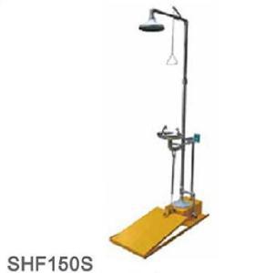 Vòi rửa mắt và tắm khẩn cấp điều khiển bằng bàn đạp (SHF150S)