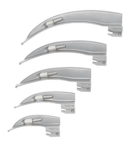 Bộ đặt nội khí quản 5 lưỡi cong người lớn (ri-standard Macintosh)
