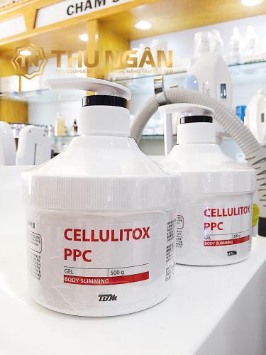 GEL TAN MỠ CELLULITOX PPC 500GR
