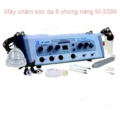 MÁY CHĂM SÓC DA 6 TRONG 1 M-3399