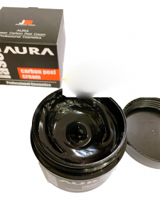 Than hoạt tính Carbon Peel Cream Aura