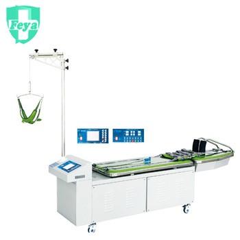 Máy kéo giãn cột sống lưng và cổ 3 chiều hiển thị tinh thể (JYZ-IIIB)