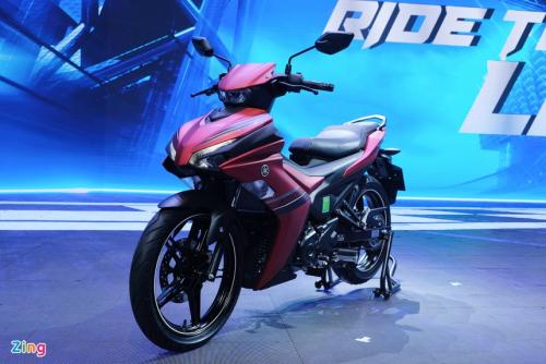 Chi tiết Yamaha Exciter 155 VVA vừa được ra mắt