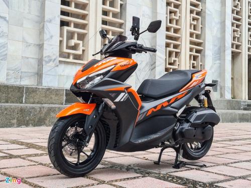Người dùng nói gì về Yamaha NVX 155 VVA phiên bản mới?