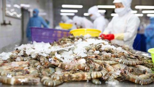 """Xuất khẩu nông thủy sản """"tăng tốc"""" ngay từ đầu năm"""