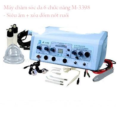 MÁY CHĂM SÓC DA 6 TRONG 1 M-3398