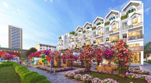 Bảng Giá và Pháp Lý Nhà Phố Khu Dân Cư Lux Home Gardens An Dương Vương Bình Tân