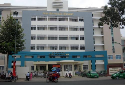 Bệnh viện phụ sản Tiền Giang