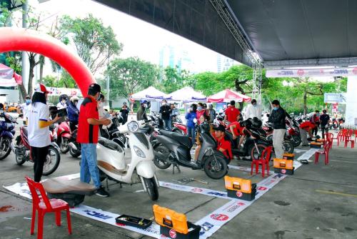 Motorbike Care Day lần 2 diễn ra tại Đà Nẵng