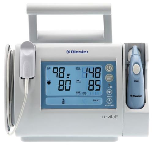 Monitor theo dõi bệnh nhân 3 thông số (RI-VITAL)