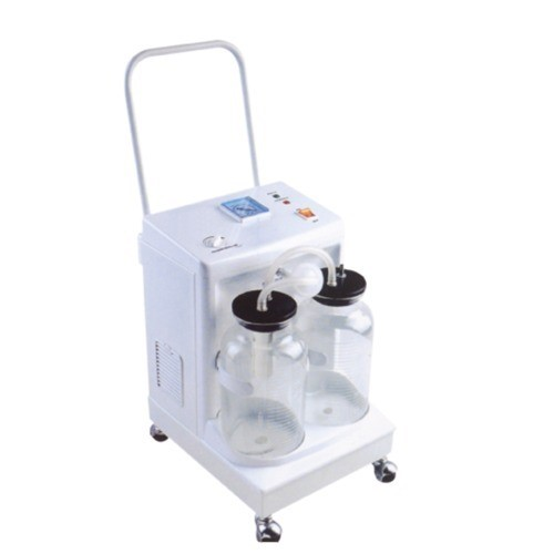 Máy hút dịch 2 bình (7A-23D)