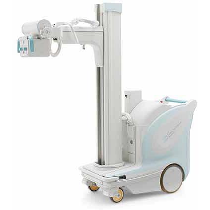 Hệ thống máy x quang di động cao tần
