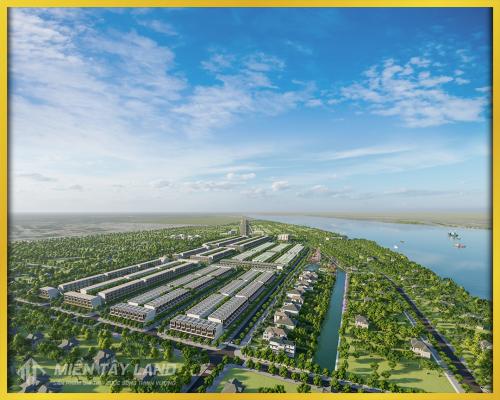 Khu đô thị mới Goldland Cồn Khương, Ninh Kiều, Cần Thơ