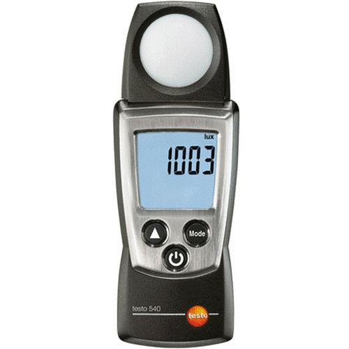 Thiết bị đo cường độ sáng (testo 540)