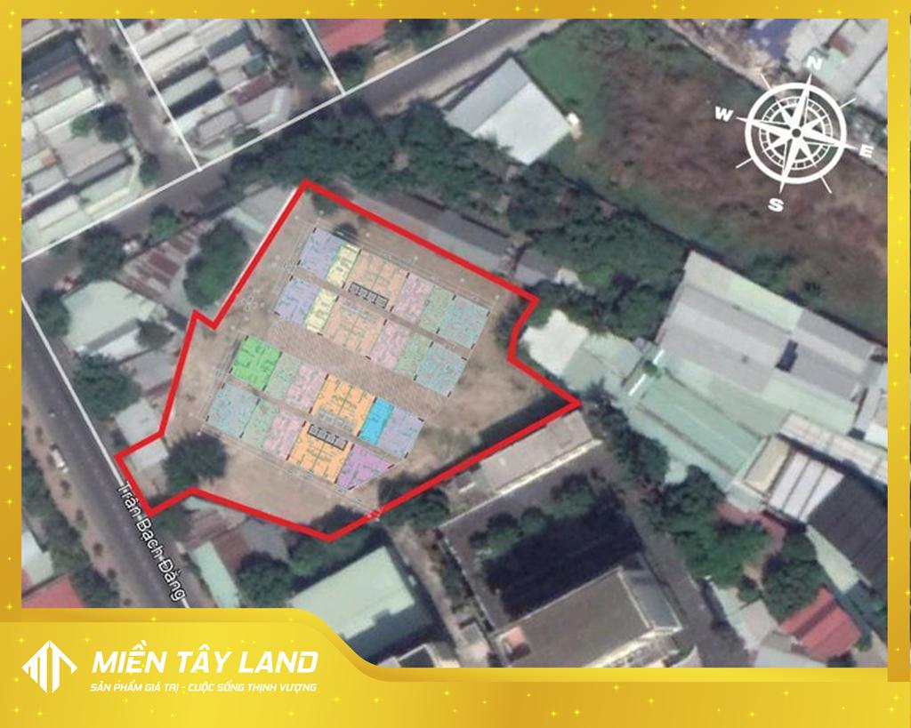 Thiên Quân Marina Plaza Cần Thơ - Miền Tây Land phân phối 1