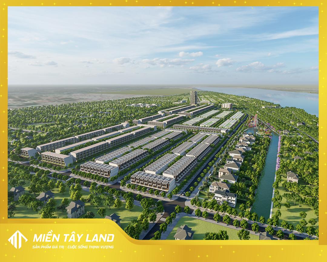 Khu đô thị mới Cồn Khương, Ninh Kiều, Cần Thơ