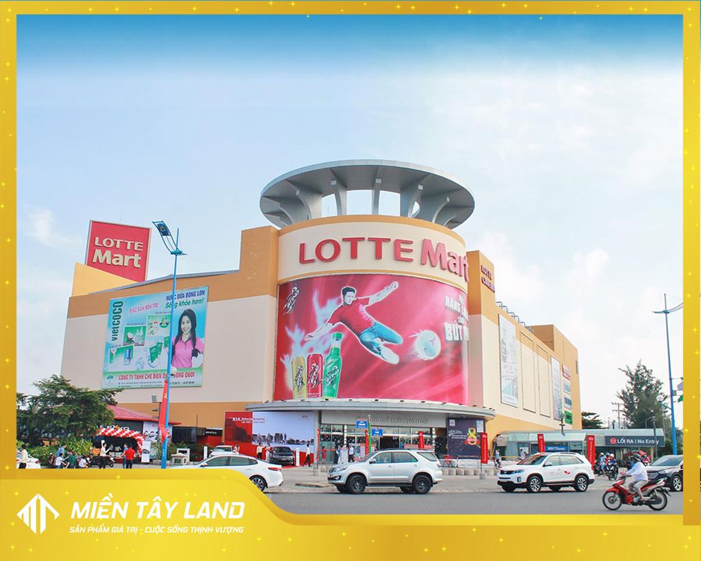 Thiên Quân Marina Plaza Cần Thơ - Siêu thị Lotte Cần Thơ
