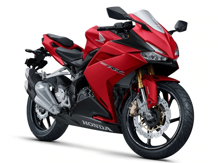 honda cbr250rr 2018 red launched