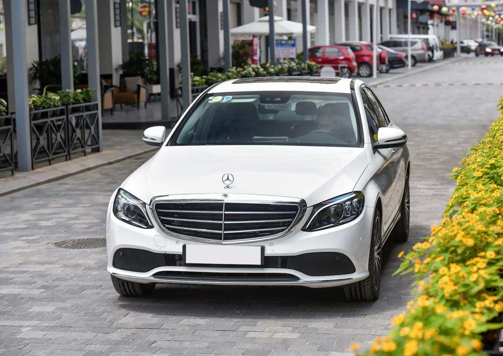 mercedes benz c200 exclusive 1