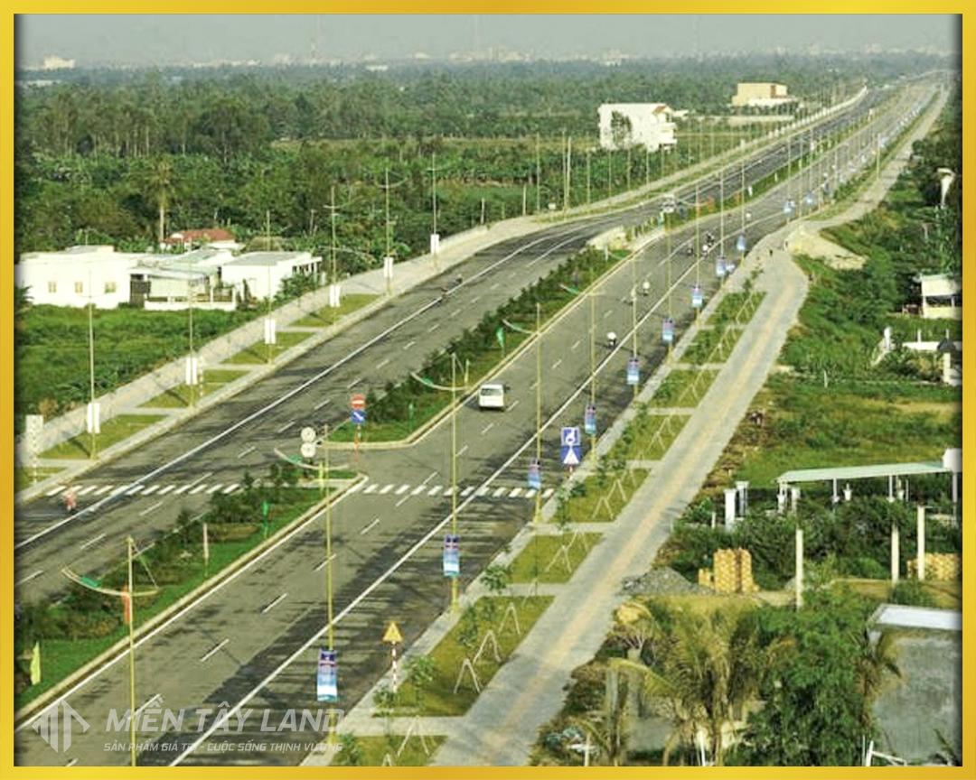 Đầu tư giao thông Thới Lai kết nối Giồng Riềng