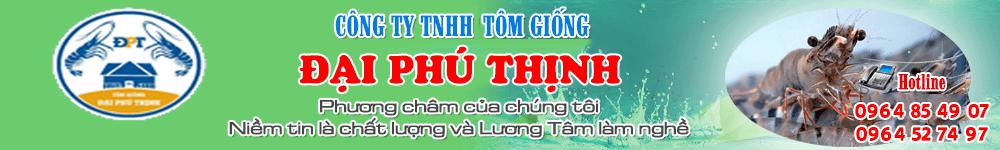 Tôm giống Đại Phú Thịnh