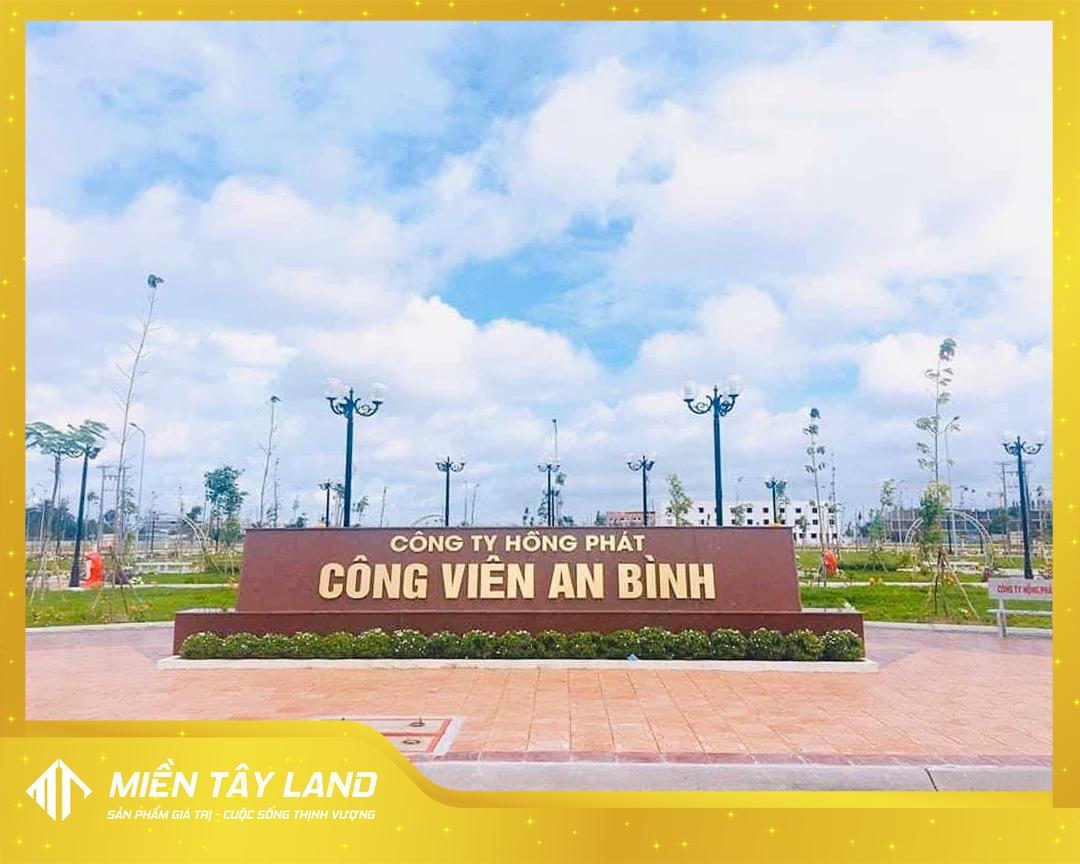 Khu đô thị An Bình Hồng Phát Cần Thơ