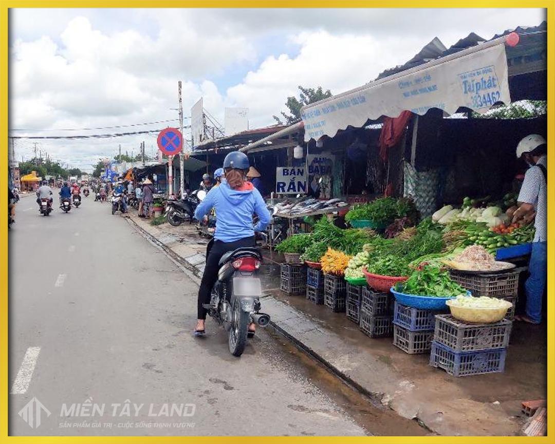 Khu đô thị chợ Thới Lai