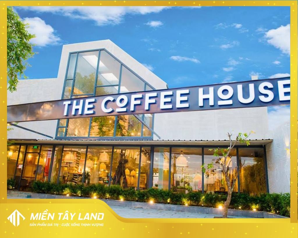Thiên Quân Marina Plaza Cần Thơ - The Coffee house cần thơ