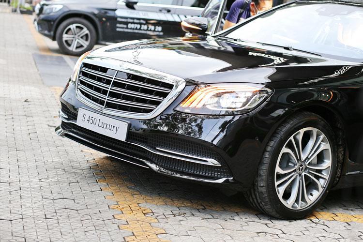 xe mec s450 luxury