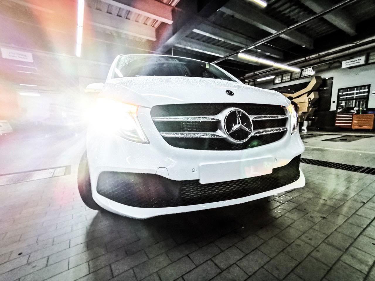mercedes v250 luxury ngoai that 1