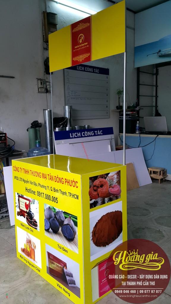booth ban hang di dong lambanghieucantho 3