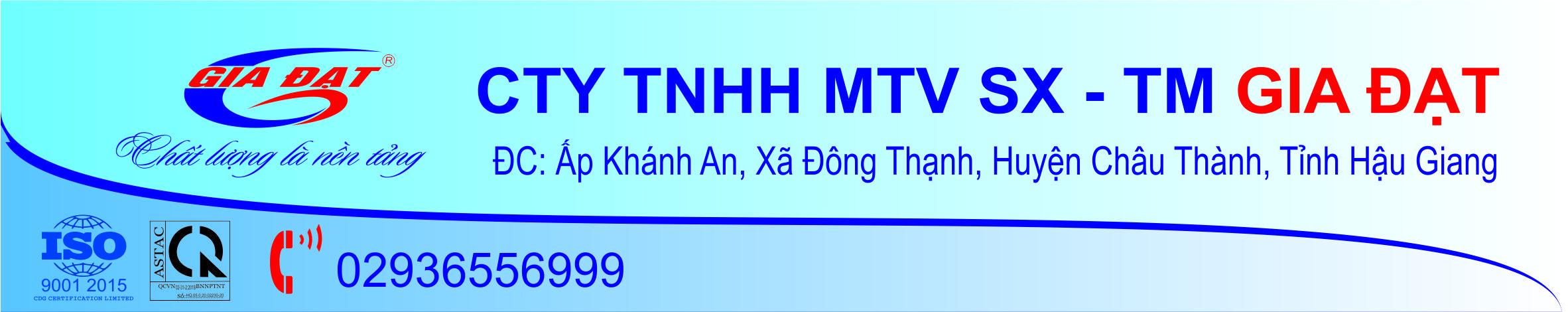 Công ty TNHH MTV SX - TM Gia Đạt