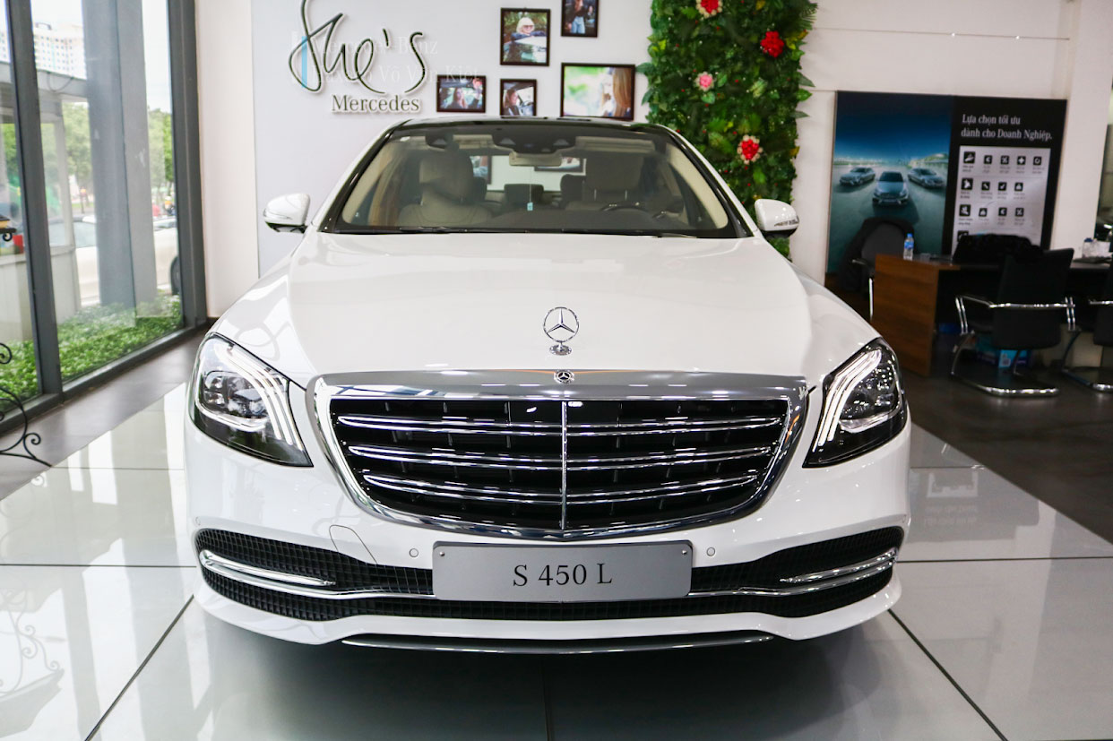 mercedes s450 limited edition 1