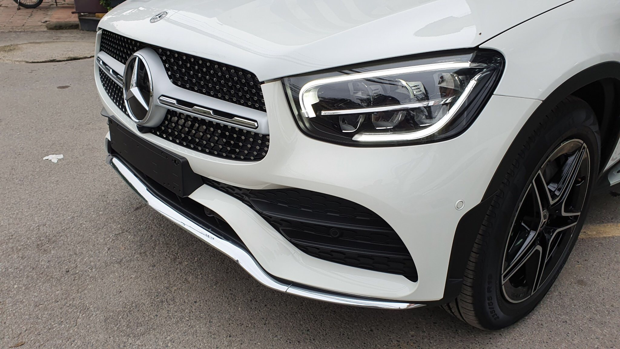mercedes glc 300 coupe ngoai that 15